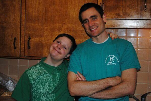 Dr. Chris Rosenvall and his brother Alex