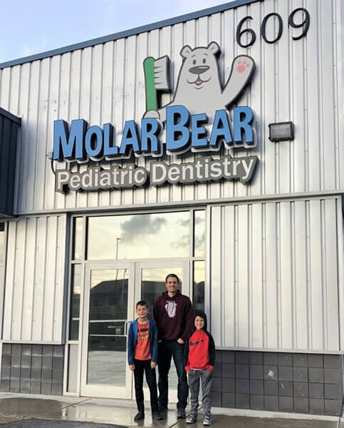 Molar Bear Building in Wasilla AK